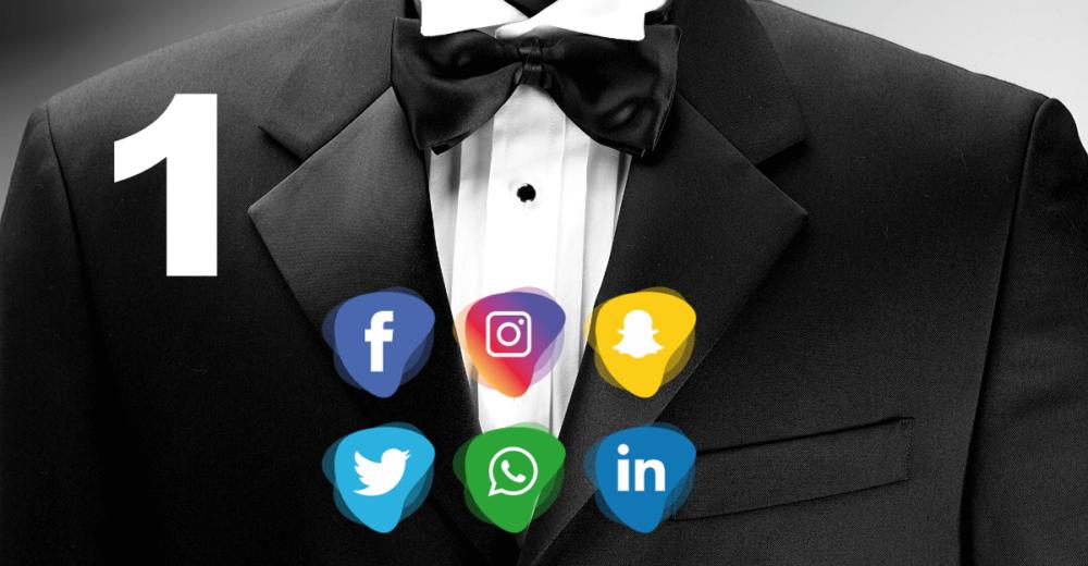 galateo educazione social network
